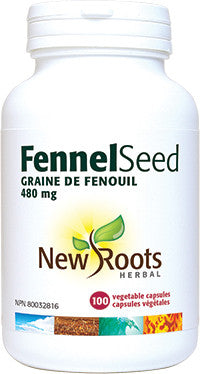 Fennel Seed 100 cap 480 mg