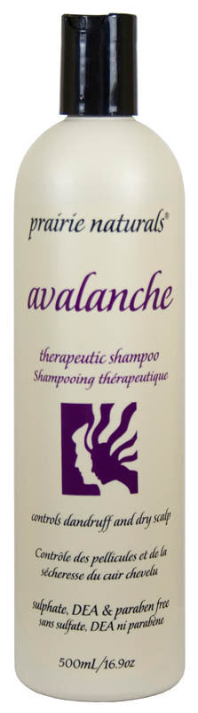 Avalanche Therapeutic Shampoo 500 ml for Dandruff and Dry Scalp