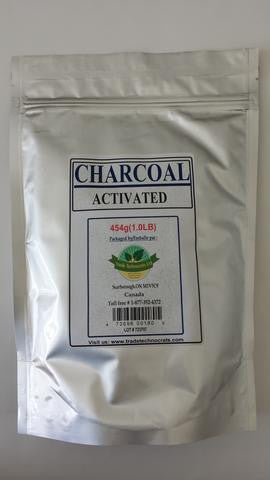 Charcoal Activated Powder 454 g