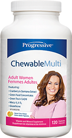 Chewable Multi Adult Women