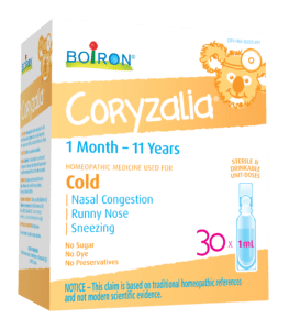Coryzalia Kids 30 X 1ml