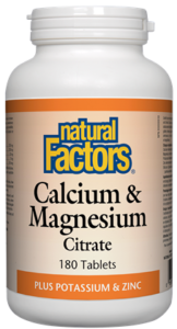 Calcium and Magnesium Citrate