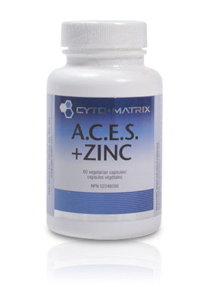 Aces  + Zn Cyto Matrix