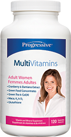 Multi Vitamins Adult Women