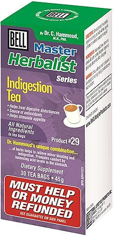Indigestion Tea 30 Bags