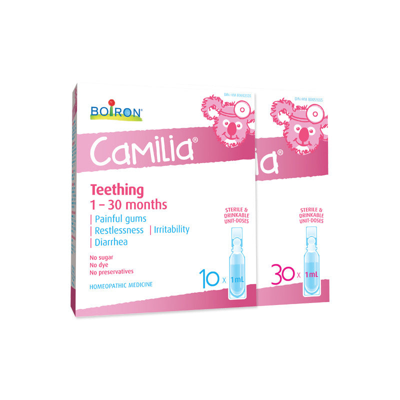 Camila Teething 10 X 1ml