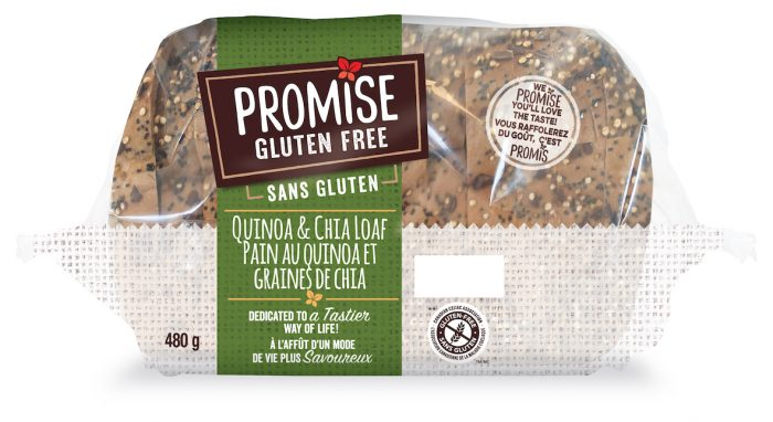 Promise Gluten Free Quinoa and Chia Loaf