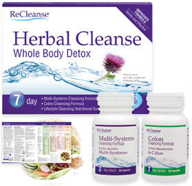Herbal Cleanse  7 Day Program