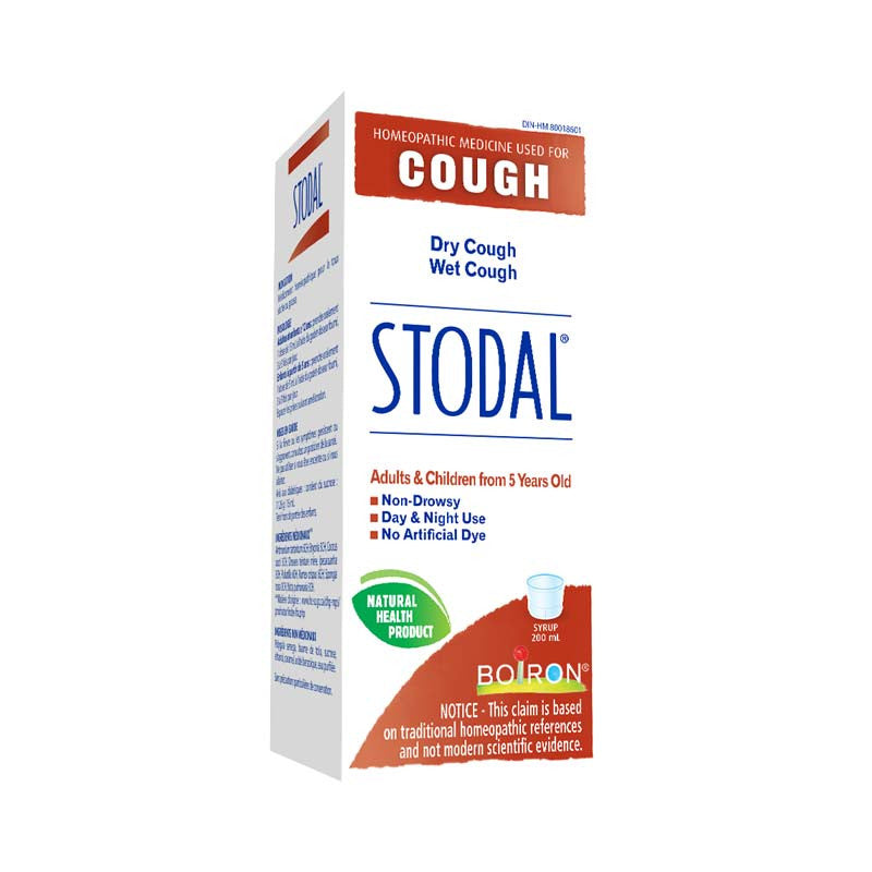 Stodal for Dry and Wet Cough 200 ml