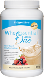 Whey Essential All in One Natural Vanilla  840 g
