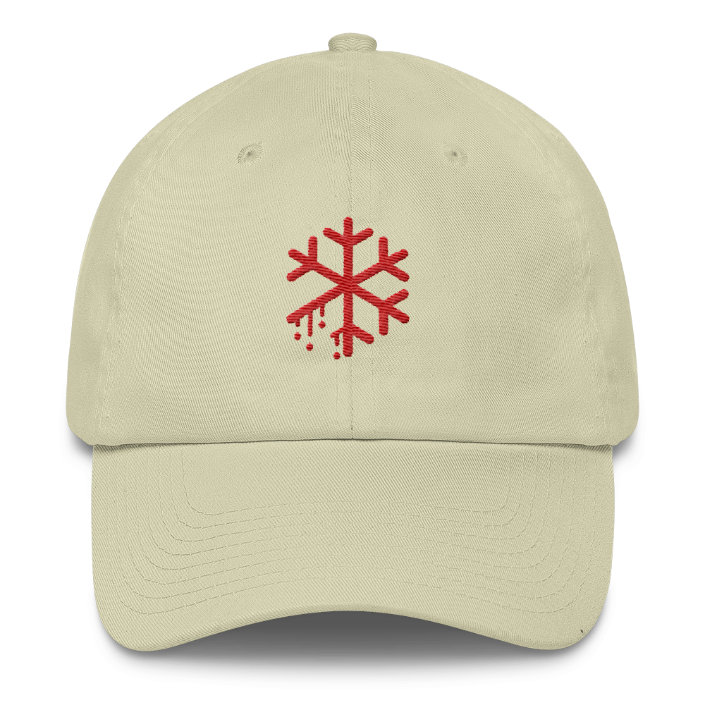 Melting Snowflake Hat