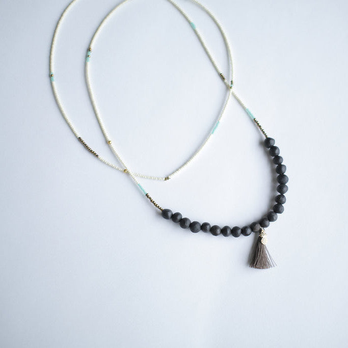 Banana Leaf Initiative Necklace