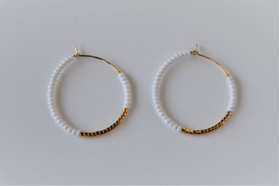 Endito Small Hoop Earrings
