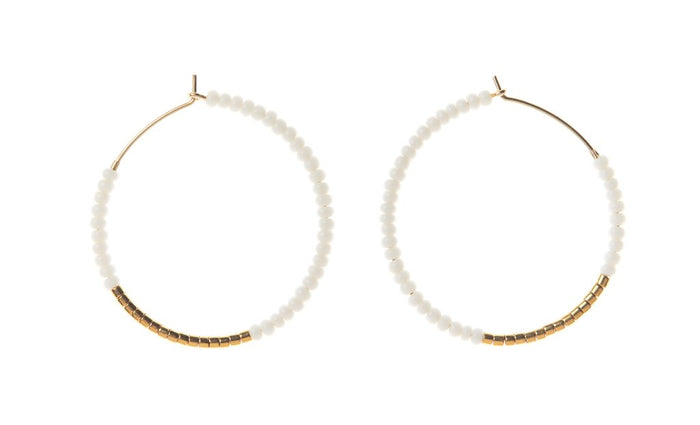 Endito Small Hoop Earrings *1 LEFT*