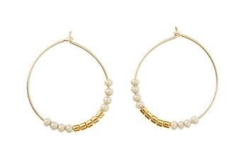 Endito Extra Small Hoop Earrings *1 LEFT*