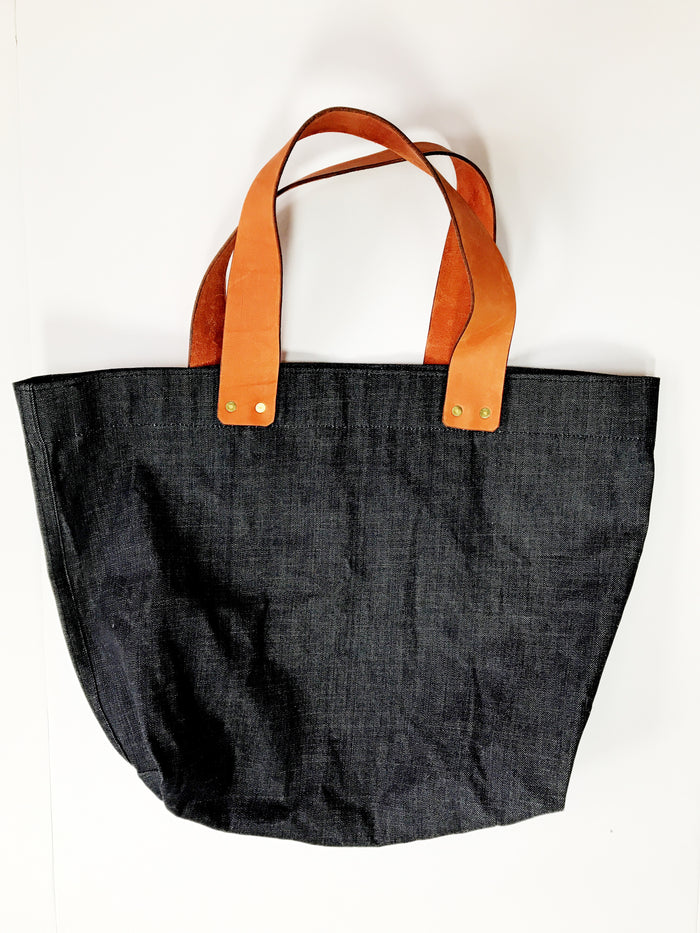 Oversized Canvas Tote
