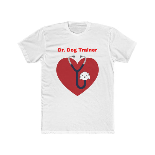 Dr. Dog Trainer - Cotton Crew Tee