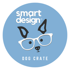Smart Design Dog Crate Icon
