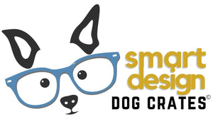 Smart Design Dog Crate Furniture exclusively from Carolina Dog Crate Co.