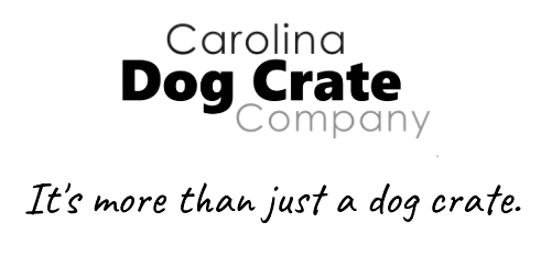 Carolina Dog Crate Co. It's more than just a dog crate, because they are more than just dogs.