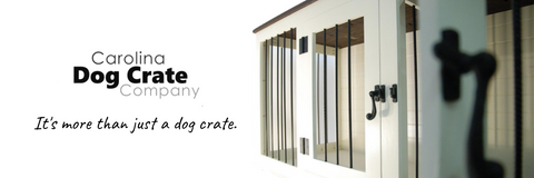 Shop now. dog crate furniture never looked this good