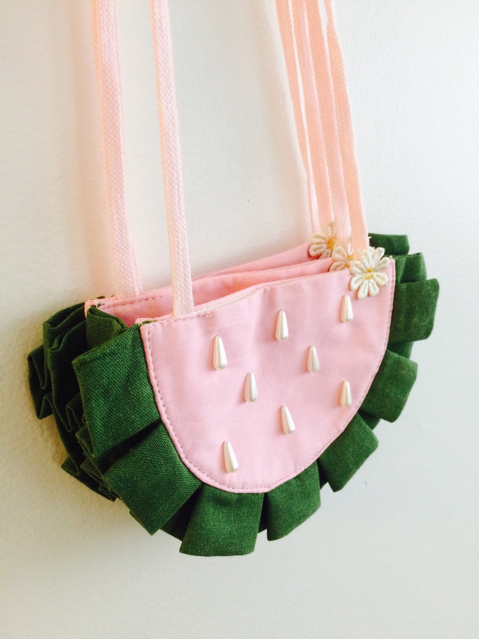 Watermelon Cross Body