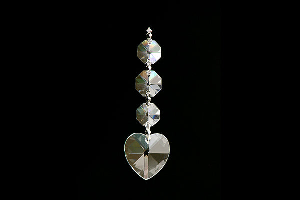 Nirvana Crystals Suncatcher