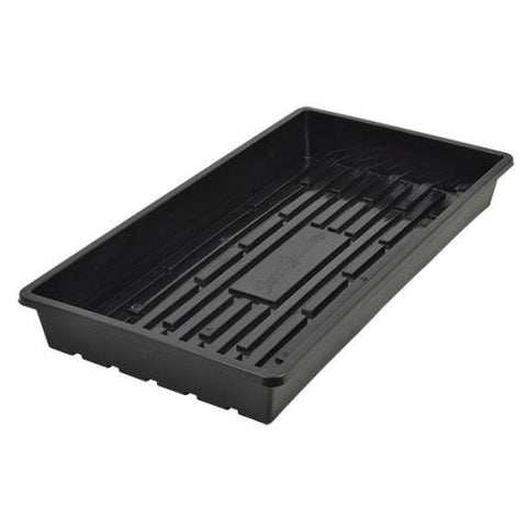 National Garden Wholesale Super Sprouter Quad Thick No Holes  Propagation Tray, 10 Inch x 20-Inch
