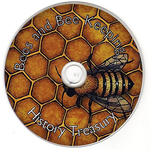 New Beekeeping Bees Bee Apiculture Hive Honey 35 Books on CD 1st Edition How To