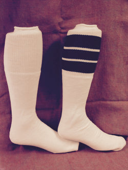 3 pr. Tube Socks 30 in - Men's