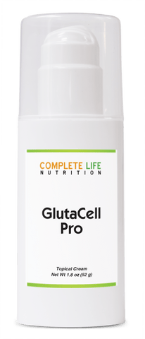 Image of Supplements - Gluta Cell Cream - High Potency For Wrinkles, Injury, Inflammation And Neuropathy Support.
