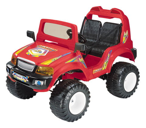 Ride on Jeep 12volt suit children from 18 months to 6 years old