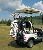 Electric Eco Golf Car - 2 Seater