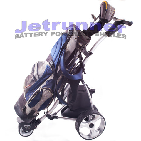 Electric Golf Trolley - Deluxe with Lithium Battery
