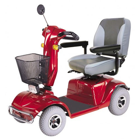 Deluxe Mobility scooter (Heavy Duty)