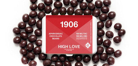 1906 - High Love Beans - 100mg/100mg 20pk
