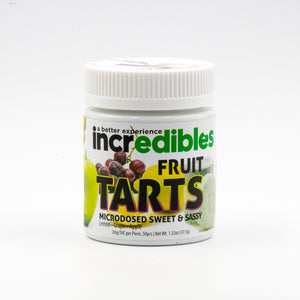 Incredibles - Microdose Fruit Tarts