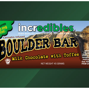 Incredibles - Boulder Bar - 100mg
