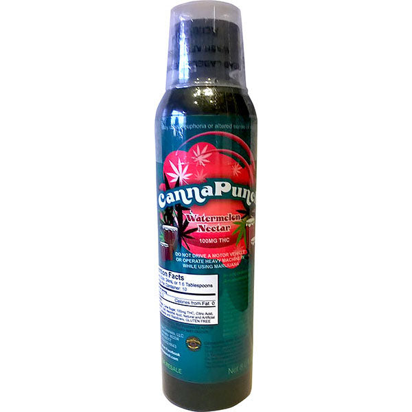 CannaPunch Sons of Sativa Watermelon Nectar