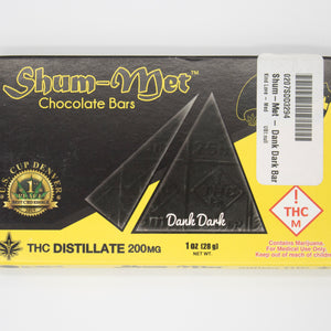 Shum-Met - Dank Dark Bar - 200MG