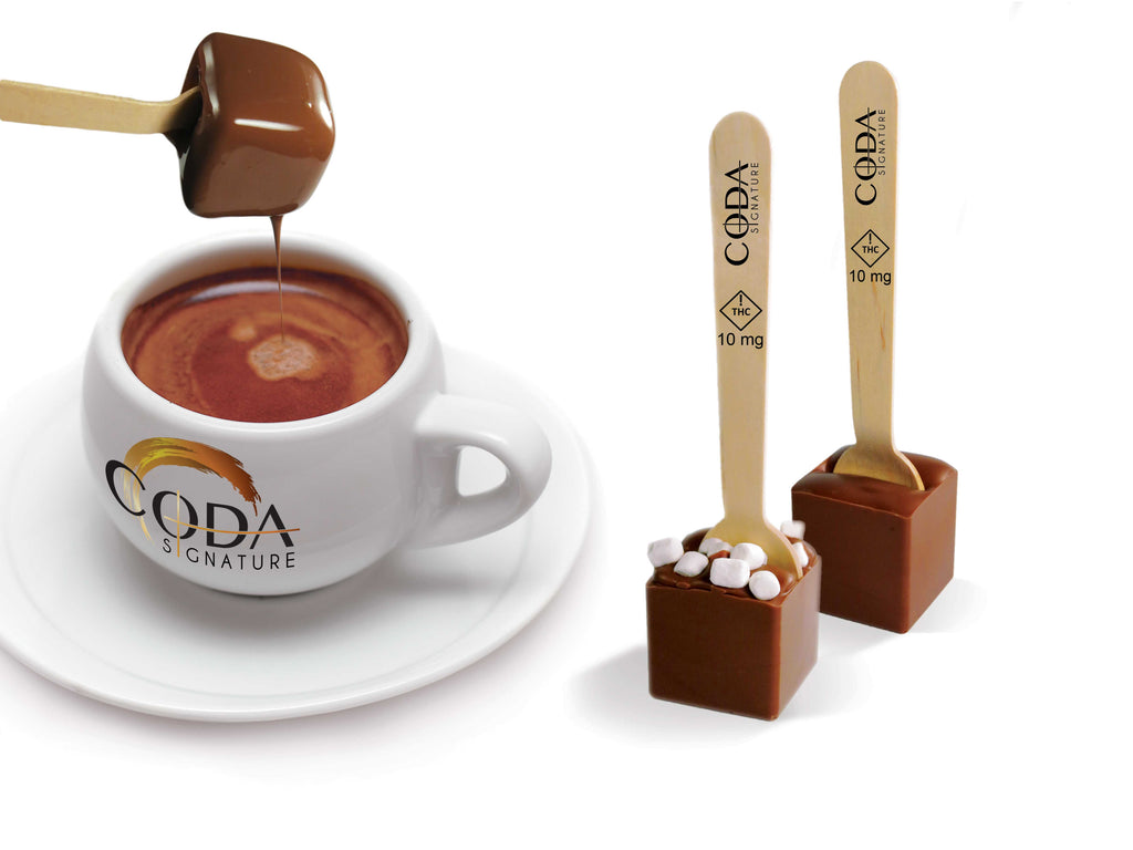 Coda - Hot Chocolate - Chai - 10mg