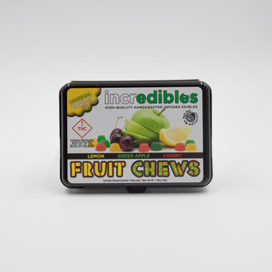 Incredibles - Sativa Fruit Chews - 100mg