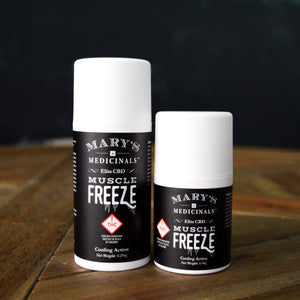 Mary's Medicinals - Muscle Freeze - 3oz