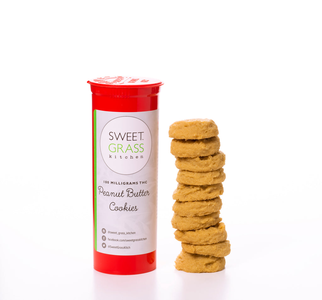 Sweet Grass Peanut Butter Cookie