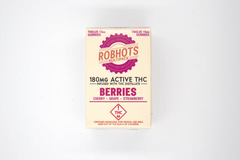 Robhots - Berries - 180mg