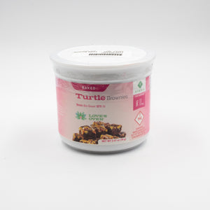 Love's Oven - Turtle Brownies
