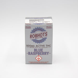 Robhots - Blue Raspberry - 500mg