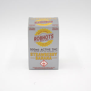 Robhots - Strawberry Banana - 500mg