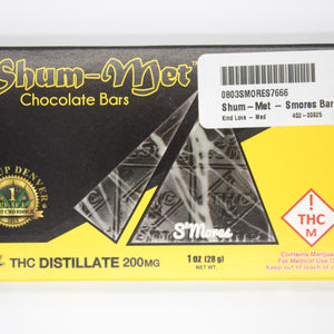 Shum-Met - Smores Bar - 200MG