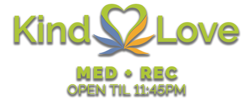 Award Winning Cannabis Dispensary in Denver Colorado | Kind Love